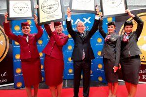 Qatar distinguida por Skytrax como la mejor aerolínea del año