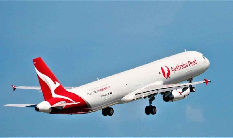 A321F, Qantas Freight