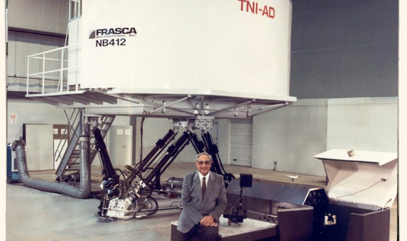 Rudy Frasca, Frasca, simulador