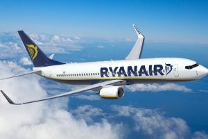 avión, ryanair