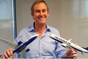 Ryanair adquiere 10 Boeing 737MAX200
