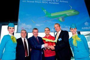 S7 Airlines recibe su primer A320neo