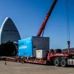 El satélite argentino SAOCOM 1B ya está en Cabo Cañaveral para su lanzamiento