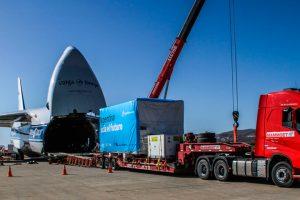 SAOCOM 1B, satélite, satélite agentino