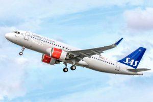 SAS cursa un pedido en firme de 35 aviones de la familia A320neo