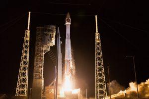 El tercer satélite SBIRS envía sus primeras imágenes a la Tierra