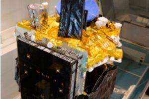 Airbus envía a Kourou el satélite eléctrico de alta potencia SES-14