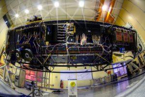 Hisdesat pondrá en órbita al satélite Paz con un lanzador de SpaceX