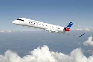 Bombardier y CityJet confirman el pedido por 4 CRJ900 adicionales