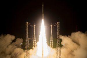 LaESA lanza el satélite Sentinel 2B con una amplia participación tecnológica española
