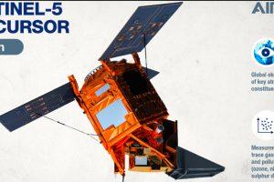 Sentinel-5P lanzado con éxito para el seguimiento de la contaminación mundial