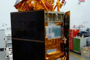 El satélite Sentinel-5 Precursor ya está listo para su lanzamiento