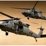 Helicópteros Black Hawk para Albania