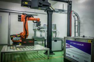 Tecnatom y Airbus desarrollan un nuevo sistema de inspección ultrasónica por láser