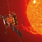 Solar Orbiter se aproxima por primera vez al Sol