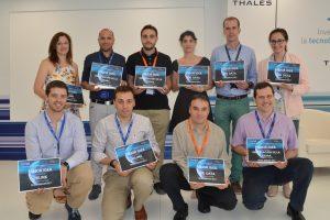 TAS España pondrá en marcha las ideas ganadoras del concurso de I+D 'Space Dream'