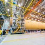 La NASA y Boeing inician un contrato para Artemis