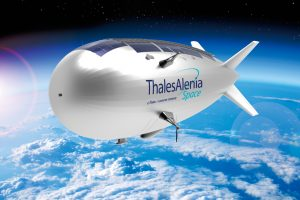 Thales Alenia Space adquiere participaciones de Airstar Aerospace