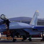 Rusia completa la recepción de cazas Sukhoi Su-35