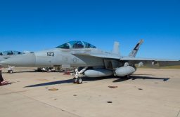 Super Hornet Block III aircraft