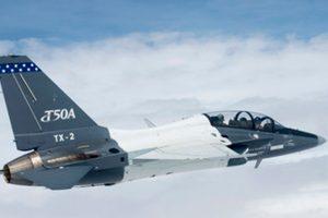 El T-50A de Lockheed Martin alcanza los 100 vuelos