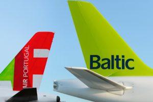 AirBaltic y TAP Air Portugal inician un acuerdo de código compartido