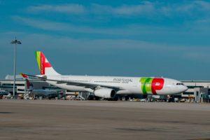 TAP aumenta su oferta entre España y Portugal en 2018