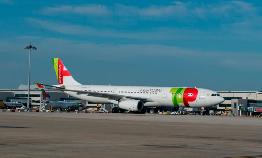 TAP, Aeropuerto