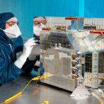 TAS anuncia el envío desde el Reino Unido del primer instrumento para la misión EarthCARE de la ESA