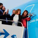 """TUI bautiza con el nombre de """"Costa del Sol"""" a su nuevo B737 MAX-8"""
