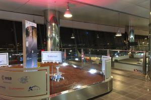 Una exposición en el aeropuerto de Turín destaca la contribución de Thales Alenia Space a los programas espaciales