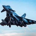 Misiles Meteor para los Typhoons británicos
