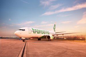Transavia firma un acuerdo para reducir su huella de carbono en 6500 toneladas de Co2 para 2018