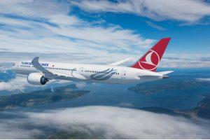 Boeing y Turkish cierran el acuerdo por la compra de hasta 30 Dreamliners