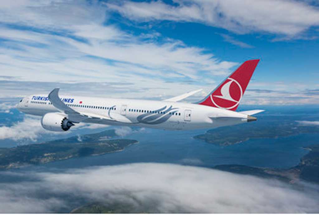 B787, Turkish Airlines
