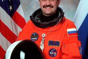 """Conferencia """"La vida y la colaboración internacional a bordo de la Estación Espacial"""""""