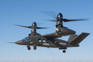 "Primer vuelo del Bell V-280 ""Valor"" (Video)"
