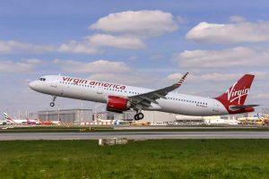Airbus entrega el primer A321neo a Virgin America