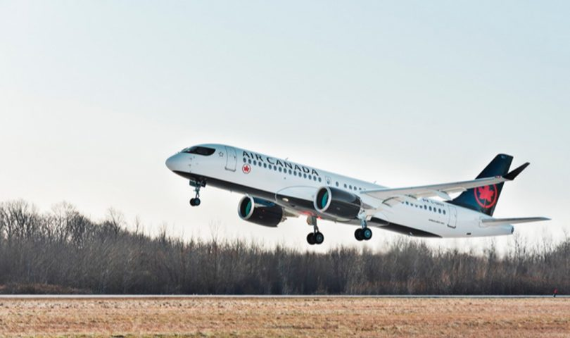 A220 de Air Canada