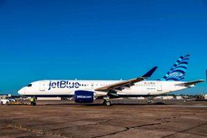 JetBlue, A220