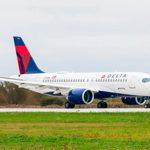 Delta Air Lines recibe su primer Airbus A220