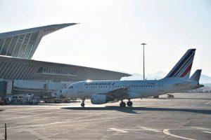 Air France incrementa un 30% su oferta en Bilbao este verano