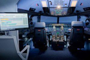 A320 FTD, Simloc