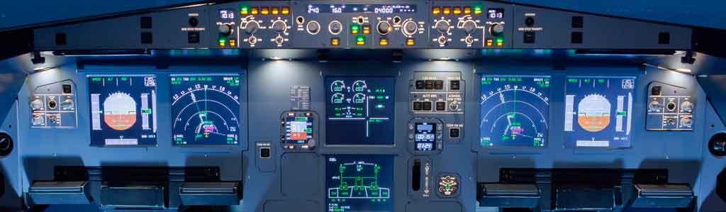 A320 FTD1, Simloc