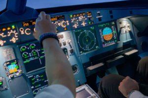A320 simulador, simloc
