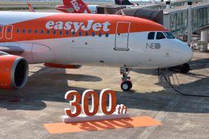 easyJet ya cuenta con su primer A320neo