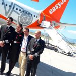 easyJet presenta el Airbus A320neo en Palma de Mallorca