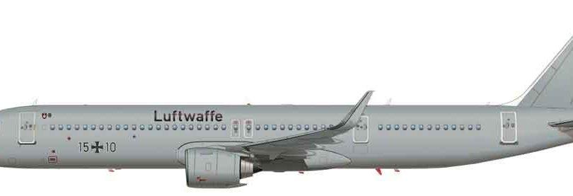 ACJ, Luftwaffe