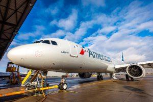 American Airlines recibe su primer A321neo