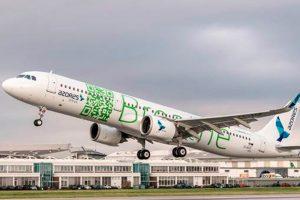Azores Airlines recibe su primer A321neo